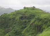 Trek to Sinhagad Fort