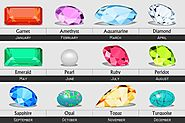 My Birthstone - Gem Selections
