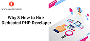 Why and How to Hire Dedicated PHP Developer