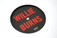 WILLIE BURNS tab of acid (trilogy tapes)