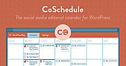 Marketing and Content Calendar for Blogging, Marketing + Social Media - @CoSchedule