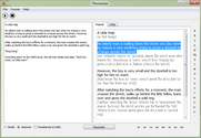 English phonetic transcription software Phonetizer for Windows, Mac OS X and the web