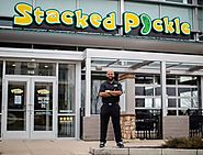 Stacked Pickle Eyes the City of Firsts for new Franchise Location!