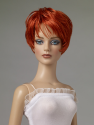 Nu Mood Jagged Cut, Bright Red Wig - Sold Out | Tonner Doll Company