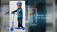Best Kids' Scooters - 2016 Spring and Summer Top 5 List