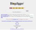 Blogdigger : Blog Search Engine - Search Blogs