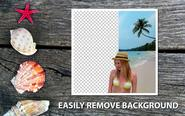 PhotoScissors background removal tool - easily remove backgrounds from photos