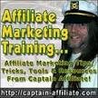 Affiliate Marketing with Captain Affiliate