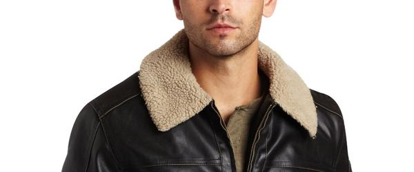 Headline for Juniors faux leather bomber jacket