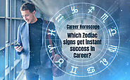 Zodiac Signs Who Are Most Likely To Get Success In Their Careers - Trainingsadda