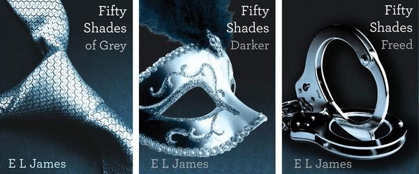 Headline for Fifty+ Shades of Grey Alternatives - Erotic Romance Novels