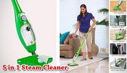 5-IN-1 Steam Cleaner
