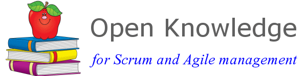 Headline for Open Knowledge for Scrum and agile Management