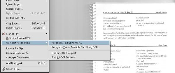 Headline for Tools and Resources for Document OCR