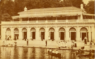 Prospect Park's Boathouse
