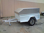 Covered Trailers For Sale in Melbourne - Blackburn Trailers