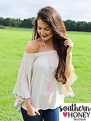 Accentuate Your Beautiful Self with Trendy Women's Tops