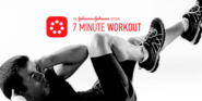Official 7 Minute Workout | Johnson & Johnson