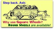 Improve Your Engagement of People: The Square Wheels Facilitation Toolkit!