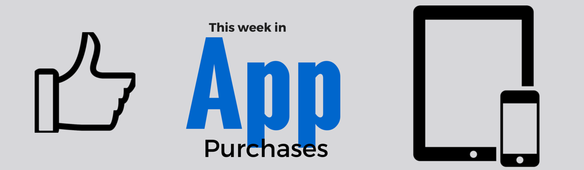 Headline for This Week in App Purchases