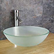 Glass Top Basins