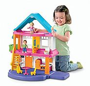 Our Favorite Toddler Girl Dollhouse