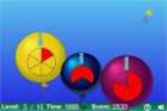 Math Games:Balloon Pop Fractions Level 1