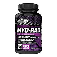 SavageLineLabs Hardcore Series MYO-RAD (RAD 140) Testolone Sarms