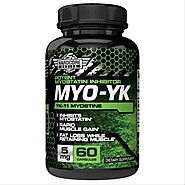 SavageLineLabs Hardcore Series MYO-YK (YK11) MYOSTINE Sarms