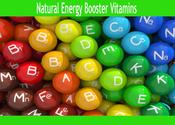Benefits Offered by Natural Energy Supplements