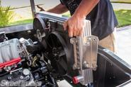 GM Truck Cooling Solutions for Your LS Swap From Flex-a-lite and B&M Performance