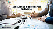 Finance Accounting and Bookkeeping Services
