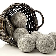 Eco-friendly 100% Wool Dryer Balls