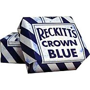 Reckitts Crown Blue for Laundry