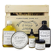 Natural Furniture Care Kit