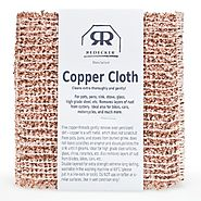 Redecker Gentle Copper Cleaning Cloth