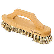 Redecker Union Fiber Scrub Brush