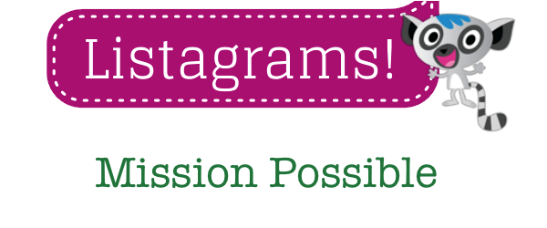 Headline for Listagrams from Listly #13 - Mission Possible