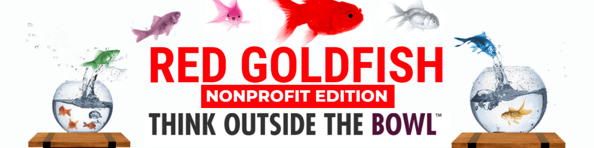 Headline for Red Goldfish Non-Profit Edition Project