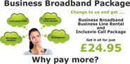 Cheapest Business Broadband & Best Business Phone Lines Rental in UK