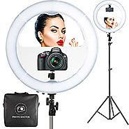 Top 10 Best LED Ring Light Makeup Mirrors Reviews 2019-2020 on Flipboard by LED Fixtures