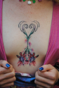 Heart & Fuchsia | My Tattoo