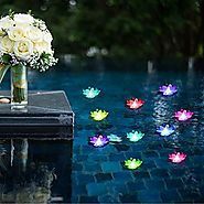 Top 10 Best Floating LED Pool Lights Reviews 2019-2020 on Flipboard by LED Fixtures