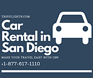 San Diego Car Rental | Hire Car San Diego | Cheap Car Rental at SAN Airport