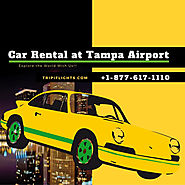 Car Rental - Tampa International Airport | TripiFlights