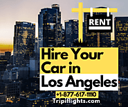 Car Rental LAX | Cheap Rental Car Deals in Los Angeles | Hire Car LAX
