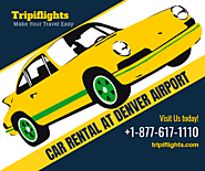 Rental Car At (DEN) | Cheap Car Rental at Denver International Airport