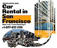 Car Rental - San Francisco International Airport | TripiFlights