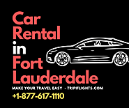 Fort Lauderdale/Hollywood Airport Car Rental | FLL Airport Rental Car