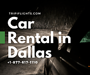Car Rental - Dallas Fort Worth International Airport | TripiFlights